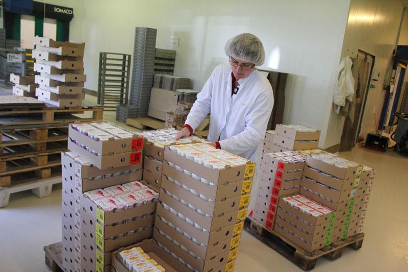 Emballage et préparation de commandes